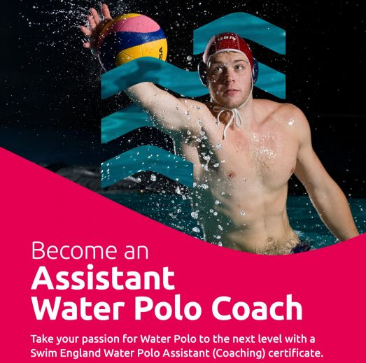 Become a Swim England Assistant Water Polo Coach
